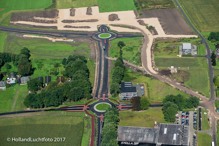 Aanleg Oostelijke Rondweg tussen de Eperweg en Elburgerweg