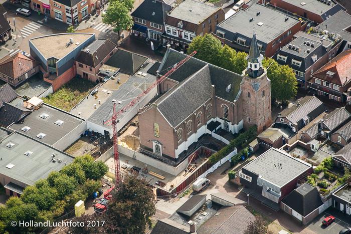 Uitbreiding Hervormde Kerk