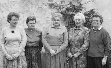 De hervormde vrouwenvereniging Nunspeet